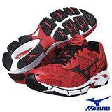 Mizuno WAVE ENDEAVOR2 男用慢跑鞋(白x橘)8KN-23009