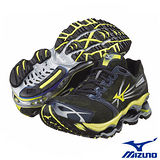 Mizuno WAVE ROPHECY 2 男用慢跑鞋(黑) 8KN-31645