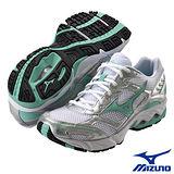 Mizuno WAVE ENDEAVOR女用慢跑鞋(淺綠)8KN-23132