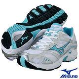 Mizuno WAVE CRUSADER 6女用慢跑鞋(天藍)8KA-26132
