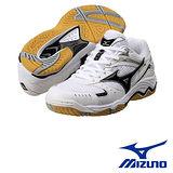(女)Mizuno 排球鞋 WAVE STARDOM EX (黑) 9KV-06009