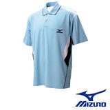 【Mizuno】男款短袖POLO衫 56HG-12526