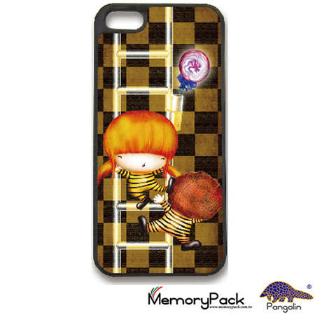 Pangolin穿山甲 Phone Case For I5 手機殼 勝者為王11509