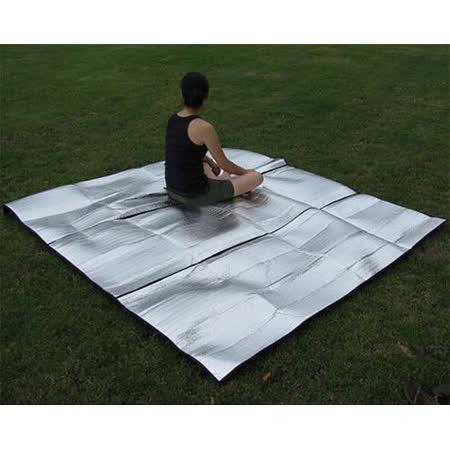 可充當保溫毯的 防潮墊/防水地墊/野餐墊/防水地布(加大版)