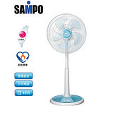 『SAMPO 』☆聲寶 14吋 機械式立扇 SK-FM14 /SKFM14