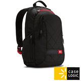 美國Case Logic 雙肩後背16吋電腦包-黑色(DLBP-116)