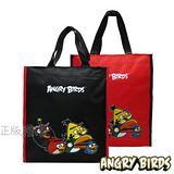 【Angry Birds】憤怒鳥㊣版授權 俏皮補習收納袋(二色)