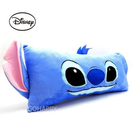 Disney【史迪奇長形抱枕】星際寶貝-巨大版
