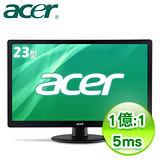 Acer宏碁 S230HL 23型 Full HD高畫質 LED液晶螢幕