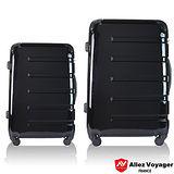 【法國 奧莉薇閣】風華絕色PC鏡面20吋+28吋輕量行李箱