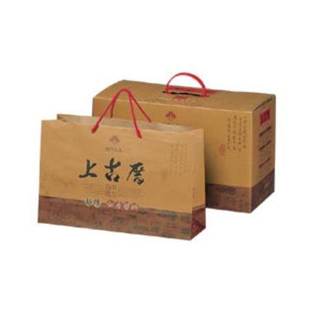 【金門聖祖】上古厝手工麵線(提箱)十束裝x6包入