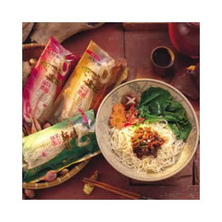 【金門聖祖】上古厝手工麵線(5包)+私房醬料(2瓶)