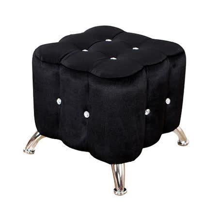 【好物推薦】gohappy快樂購AHOME 薇多利亞法式浪漫水鑽小沙發腳椅(三色)好用嗎三重 愛 買