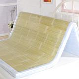 【思美爾】矽膠獨立筒床墊(粉藍色)-雙人加大6尺