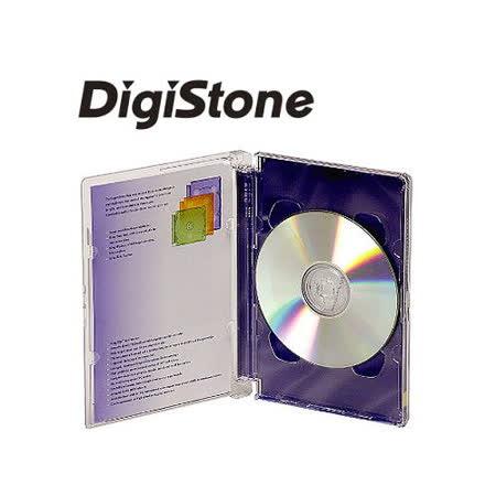 德國進口SuperJewel BOX 高優質精裝版 單片DVD 硬殼收納盒 (20片)