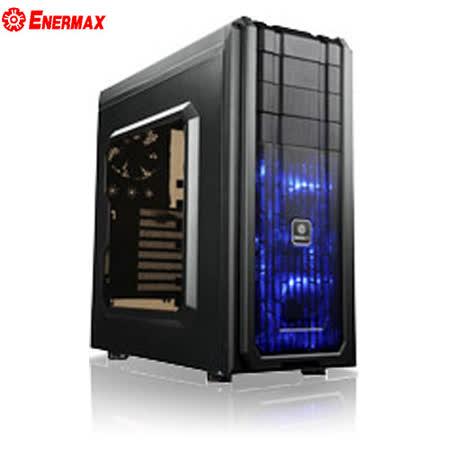 保銳 冰魔悍將 黑色 電腦機殼