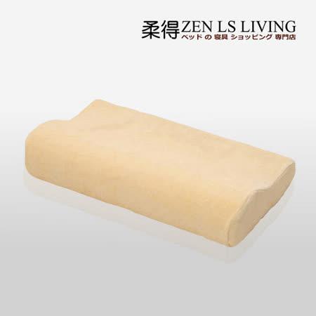 【柔得寢飾】ZEN 高科技健康記憶枕 惰性棉 ZP117 (單入)