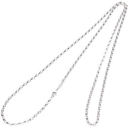 Thomas Sabo 優雅時尚925純銀項鍊-46cm/厚0.3cm X0002-001-12-S
