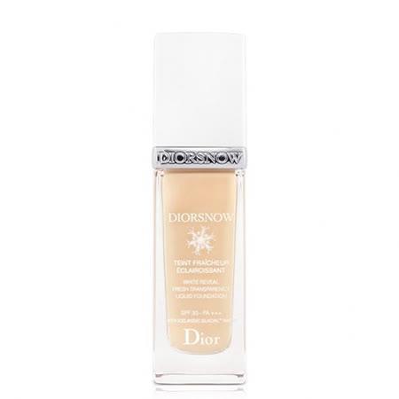 Dior迪奧 雪晶靈極緻透白粉底液#020-自然膚色(30ml)