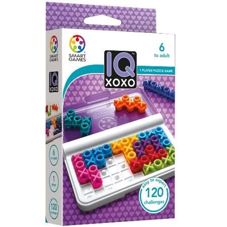【上誼】《IQ XO排列大挑戰》