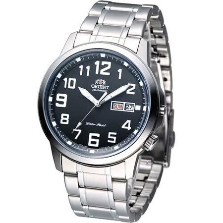 ORIENT 東方當代演繹機械腕錶 FEM7K007B