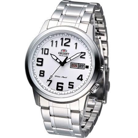 ORIENT 東方當代演繹機械腕錶 FEM7K009W