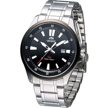 ORIENT 東方經典風範石英腕錶 FUNE1001B
