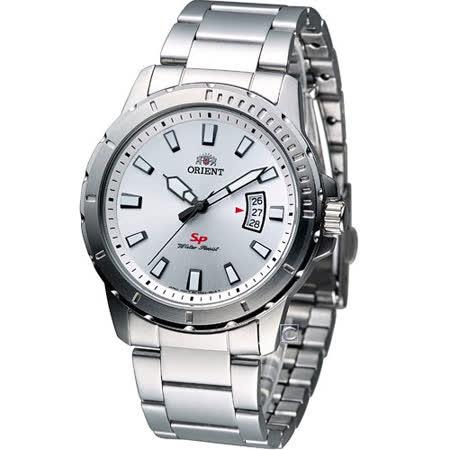 ORIENT 東方王牌時刻石英腕錶 FUNE2006W