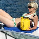 英國OverBoard 防水運動筒型背包5L,防水等級Class3