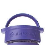 美國唯樂Lifefactory 飲水手把蓋-深紫 LF240007