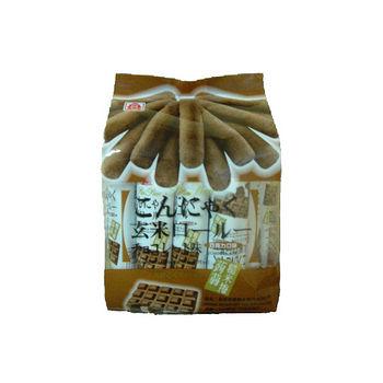 北田蒟蒻巧克力糙米捲160g