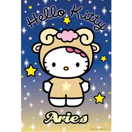 【SANRIO三麗鷗家族拼圖】Hello Kitty-星座系列-牡羊座 300 pcs