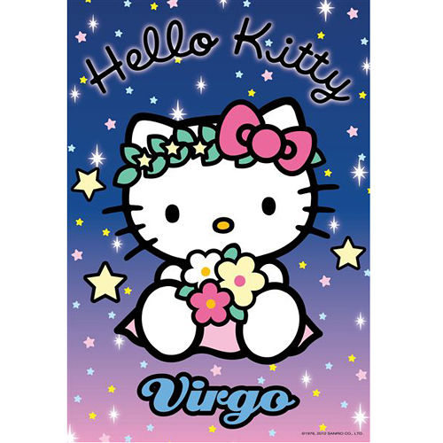 ~SANRIO三麗鷗家族拼圖~Hello Kitty~星座系列~處女座 300 pcs