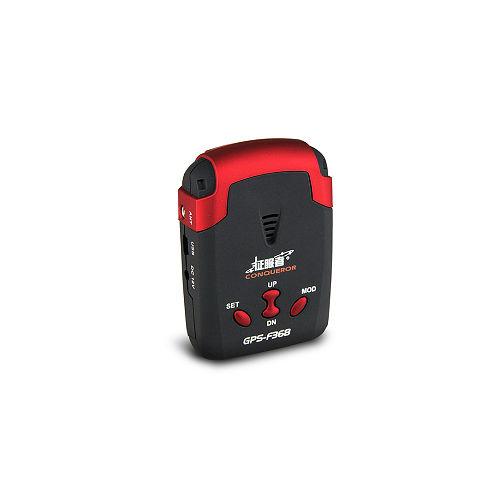 征服者 GPS-F368 行車雷達測速器