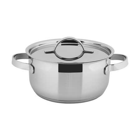 【歐喜廚】OSICHEF 極美系列-不鏽鋼湯鍋20cm
