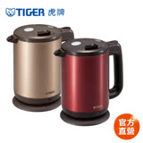 【TIGER虎牌】提倒式電氣快煮壺1.0L(PCD-A10R)