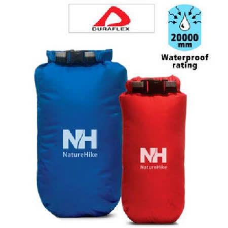 PUSH!戶外休閒用品  水上運動 防水 漂流袋 衣物袋15L(一入)