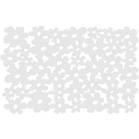 《GALZONE》花漾餐墊(白)