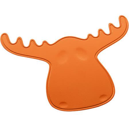 《KOZIOL》麋鹿早餐盤砧板(橘)