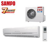 SAMPO聲寶 12-16坪一對一變頻單冷分離式冷氣(AM-T71D/AU-T71D)送安裝★七年保固