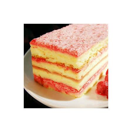 【老耿】覆盆子千層蛋糕(450g)