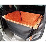 汽車3D立體雙層寵物墊/防污墊/防護墊/車墊/吊床型(單座)WN-3D014