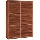 HAPPYHOME 潘迪蘋果木色5x7尺衣櫥