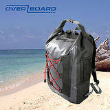 英國 OverBoard Waterproof Carbon Backpack 30L 防水運動背包 防水等級Class3
