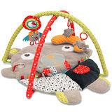 英國Little Bird Told Me寶寶認知玩具系列-歡樂遊戲墊-柏蒂小熊