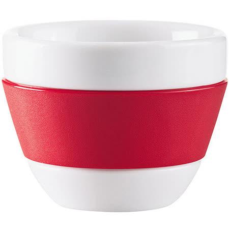 《KOZIOL》濃縮隔熱瓷杯(紅)
