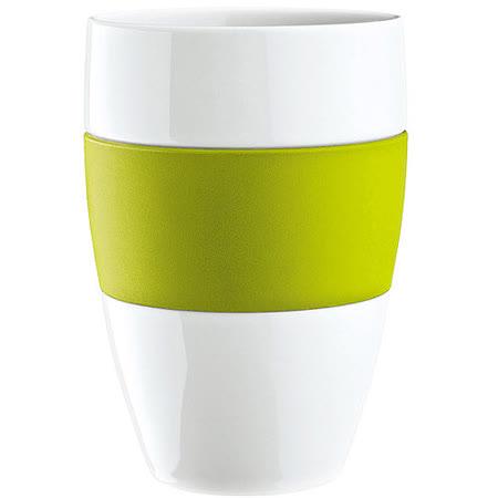 《KOZIOL》隔熱馬克瓷杯(綠)