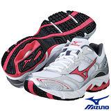 Mizuno WAVE ENDEAVOR2 女用慢跑鞋(紅x白)8KN-39765