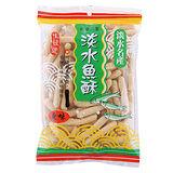 台北關渡生發號淡水原味魚酥140g