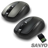 SANYO三洋 SYMS-X2 無線光學滑鼠